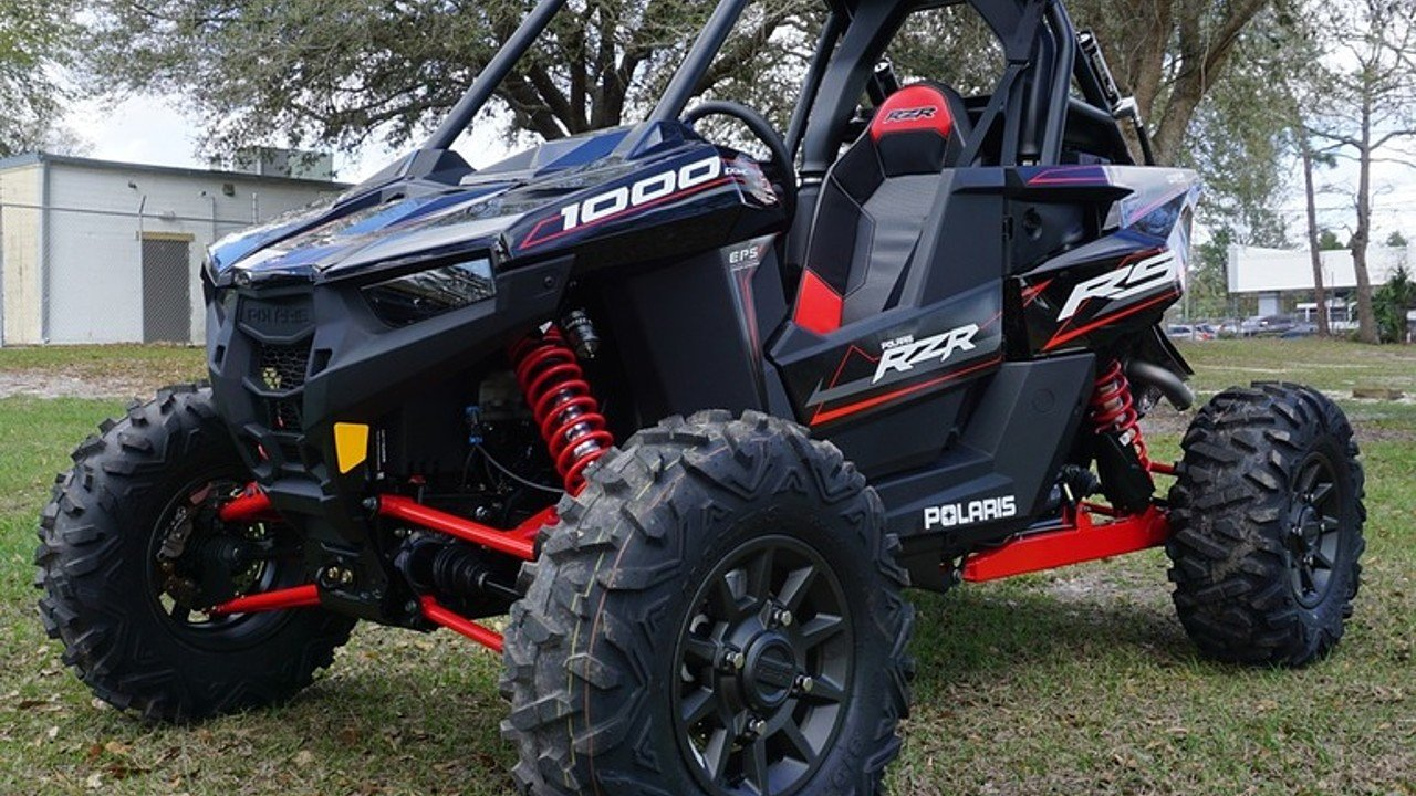 2018 Polaris RZR RS1 for sale 200570262