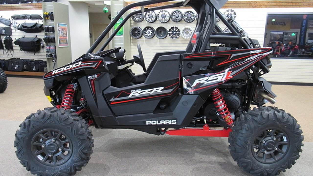 2018 Polaris RZR RS1 for sale 200610794