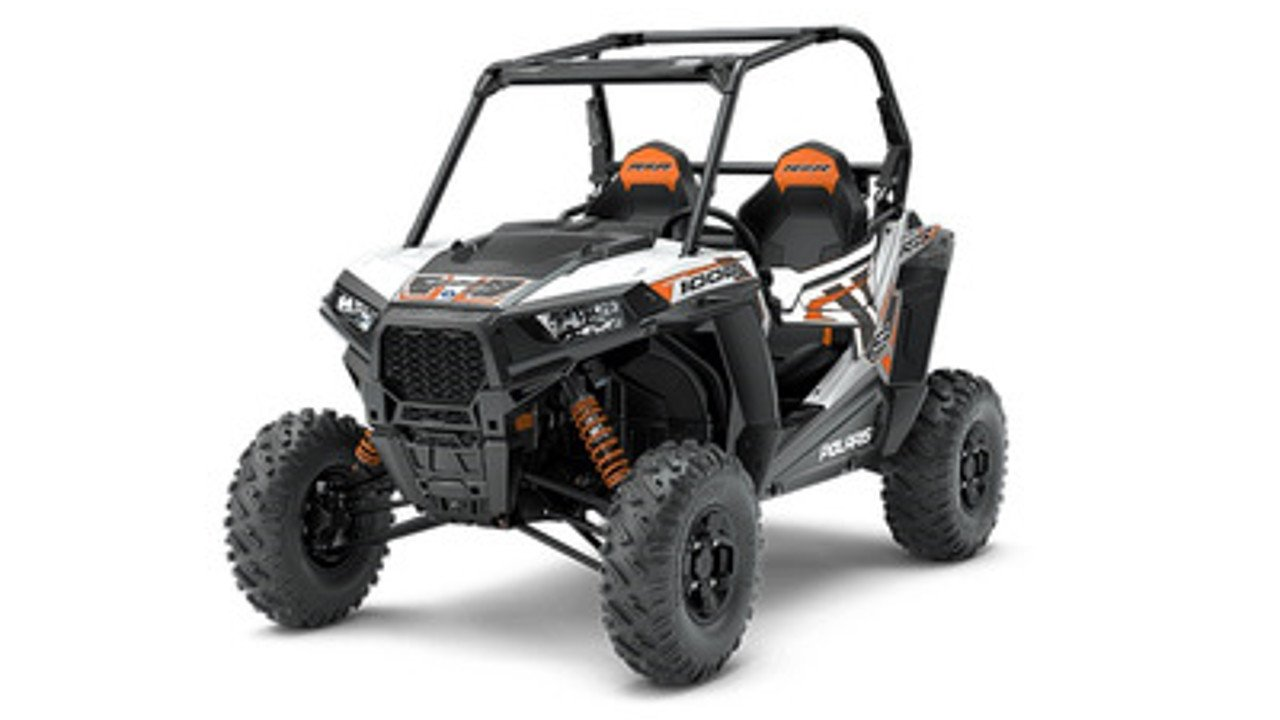2018 Polaris RZR S 1000 for sale 200593669