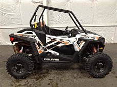 2018 Polaris RZR S 1000 for sale 200654130