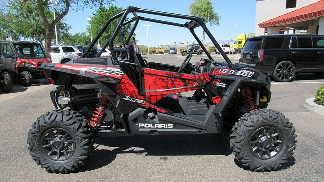 2018 Polaris RZR XP 1000 for sale 200552331