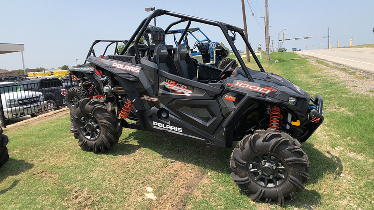 2018 Polaris RZR XP 1000 for sale 200611304