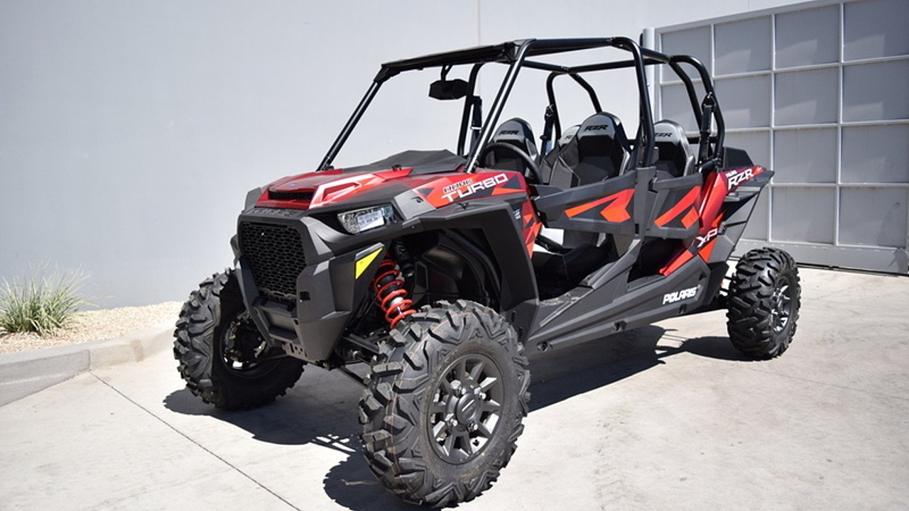 2018 Polaris RZR XP 4 1000 for sale 200545334