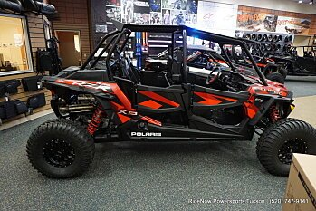 2018 Polaris RZR XP 4 1000 for sale 200565237