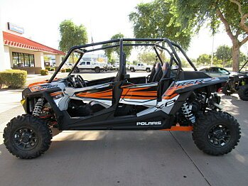 2018 Polaris RZR XP 4 1000 for sale 200568291