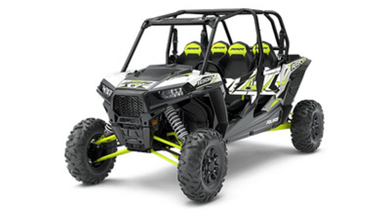 2018 Polaris RZR XP 4 1000 for sale 200580696