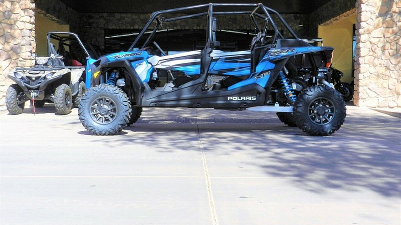 2018 Polaris RZR XP 4 1000 for sale 200584989
