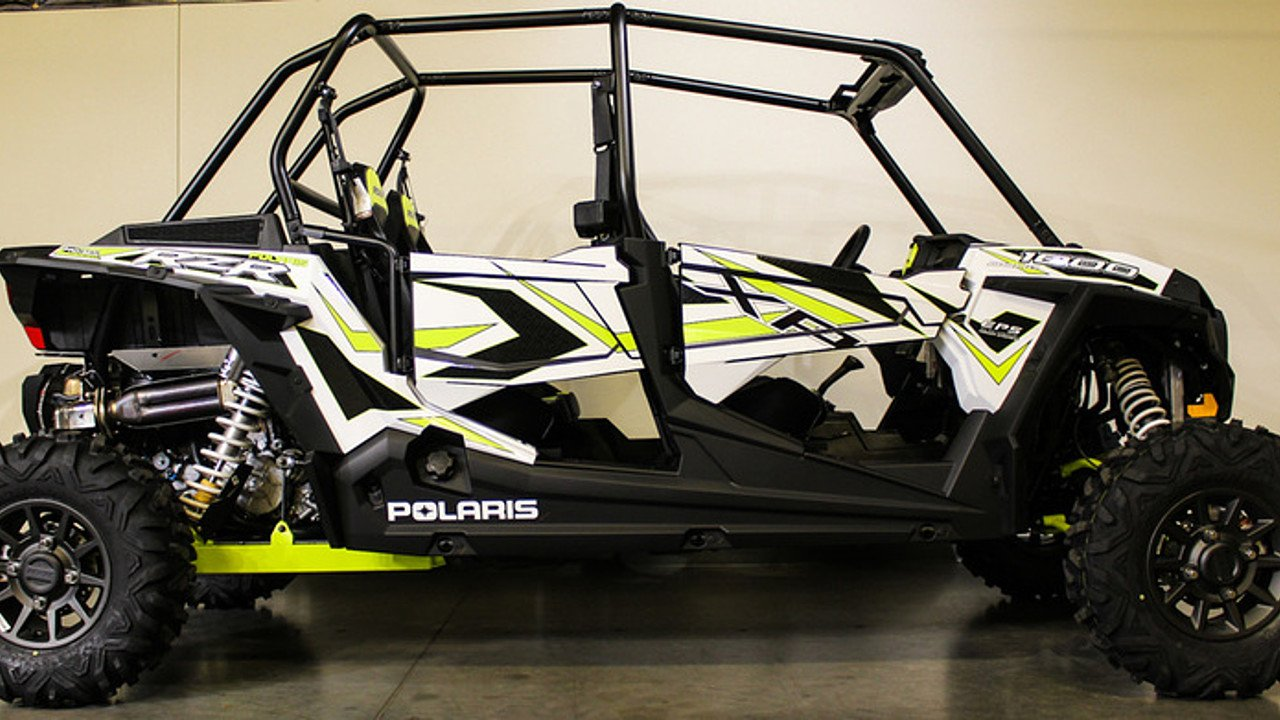 2018 Polaris RZR XP 4 1000 for sale 200585026