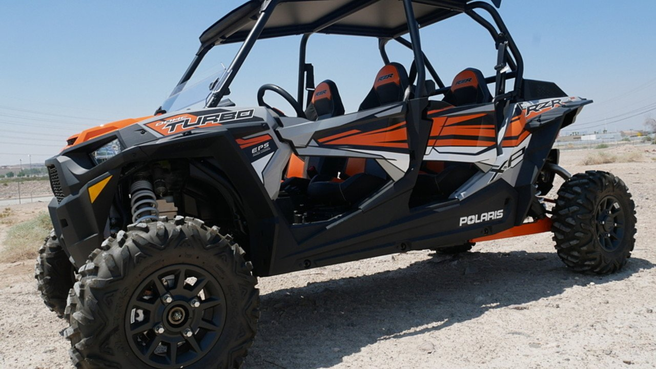 2018 Polaris RZR XP 4 1000 for sale 200586917