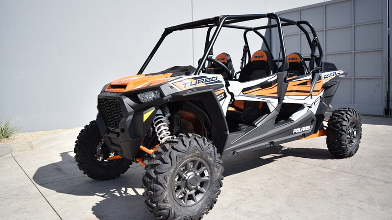 2018 Polaris RZR XP 4 1000 for sale 200587090