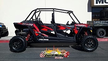 2018 Polaris RZR XP 4 1000 for sale 200591312