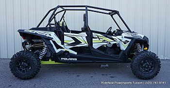 2018 Polaris RZR XP 4 1000 for sale 200598287