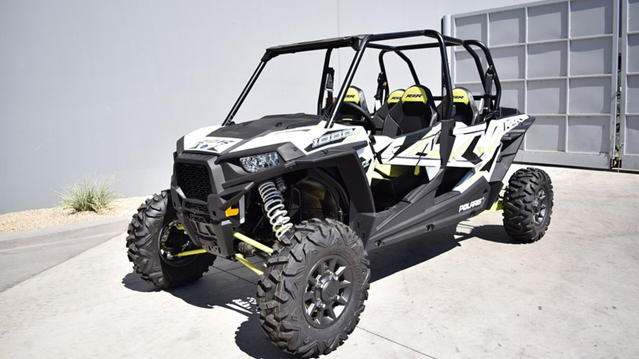 2018 Polaris RZR XP 4 1000 for sale 200599347