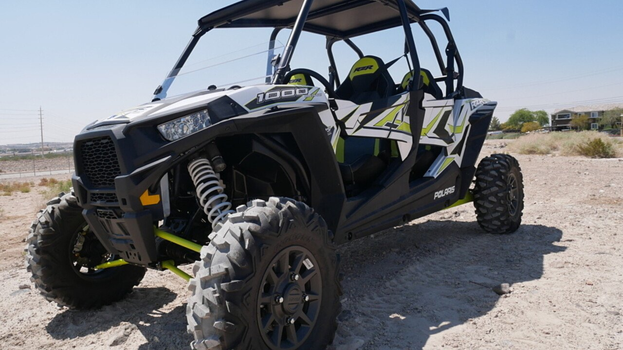 2018 Polaris RZR XP 4 1000 for sale 200599844