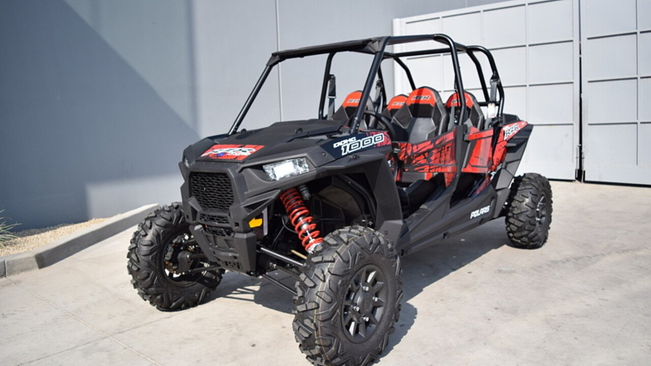 2018 Polaris RZR XP 4 1000 for sale 200608878