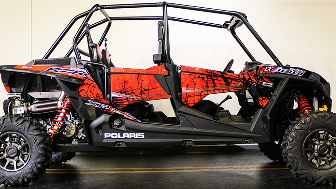 2018 Polaris RZR XP 4 1000 for sale 200609017