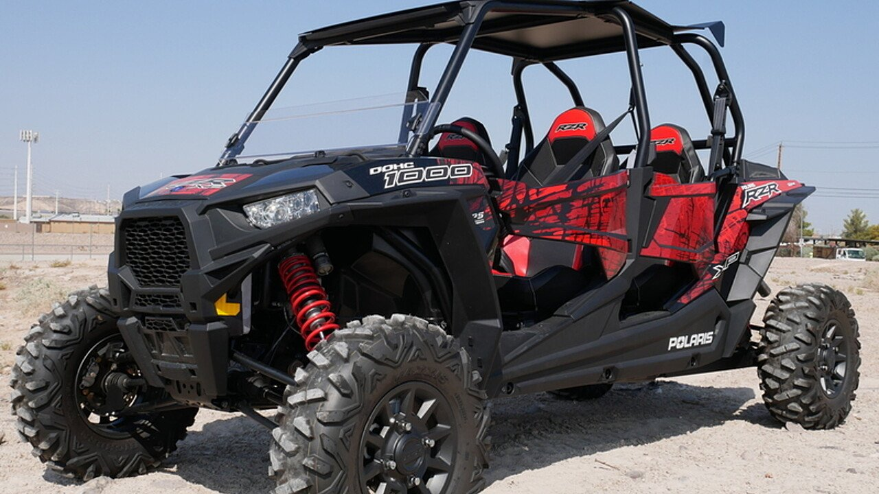 2018 Polaris RZR XP 4 1000 for sale 200609877