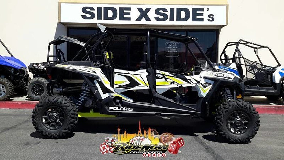 2018 Polaris RZR XP 4 1000 for sale 200611556