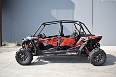 2018 Polaris RZR XP 4 1000 for sale 200549727