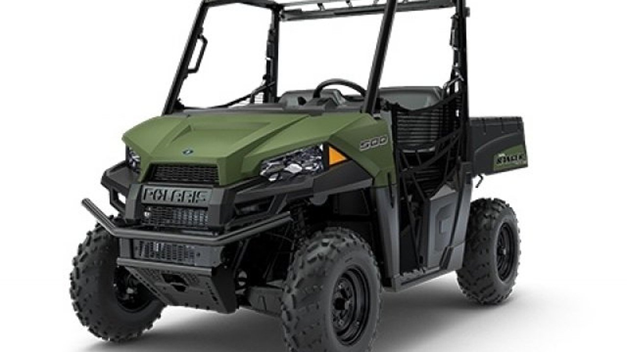 2018 Polaris Ranger 500 for sale 200496322