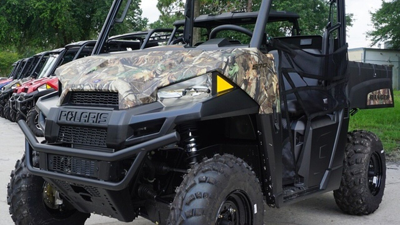 2018 Polaris Ranger 500 for sale 200591369