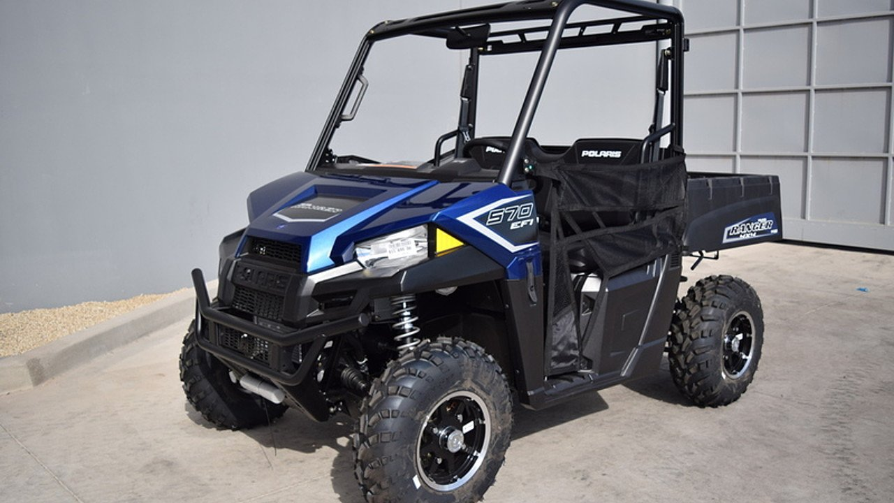 2018 Polaris Ranger 570 for sale 200525129