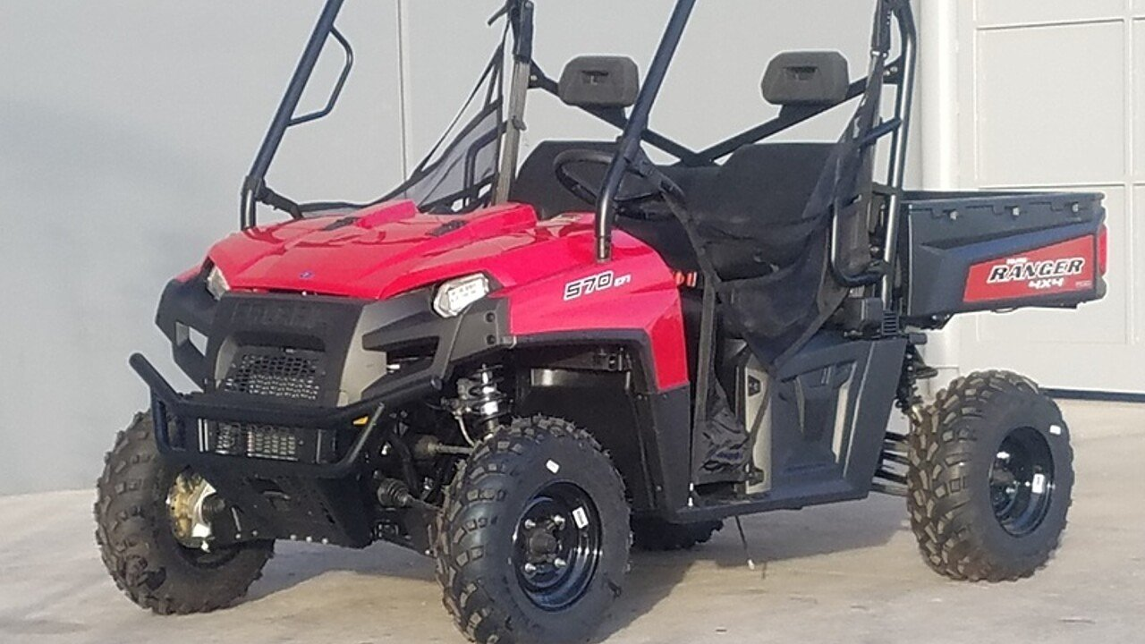 2018 Polaris Ranger 570 for sale 200528245