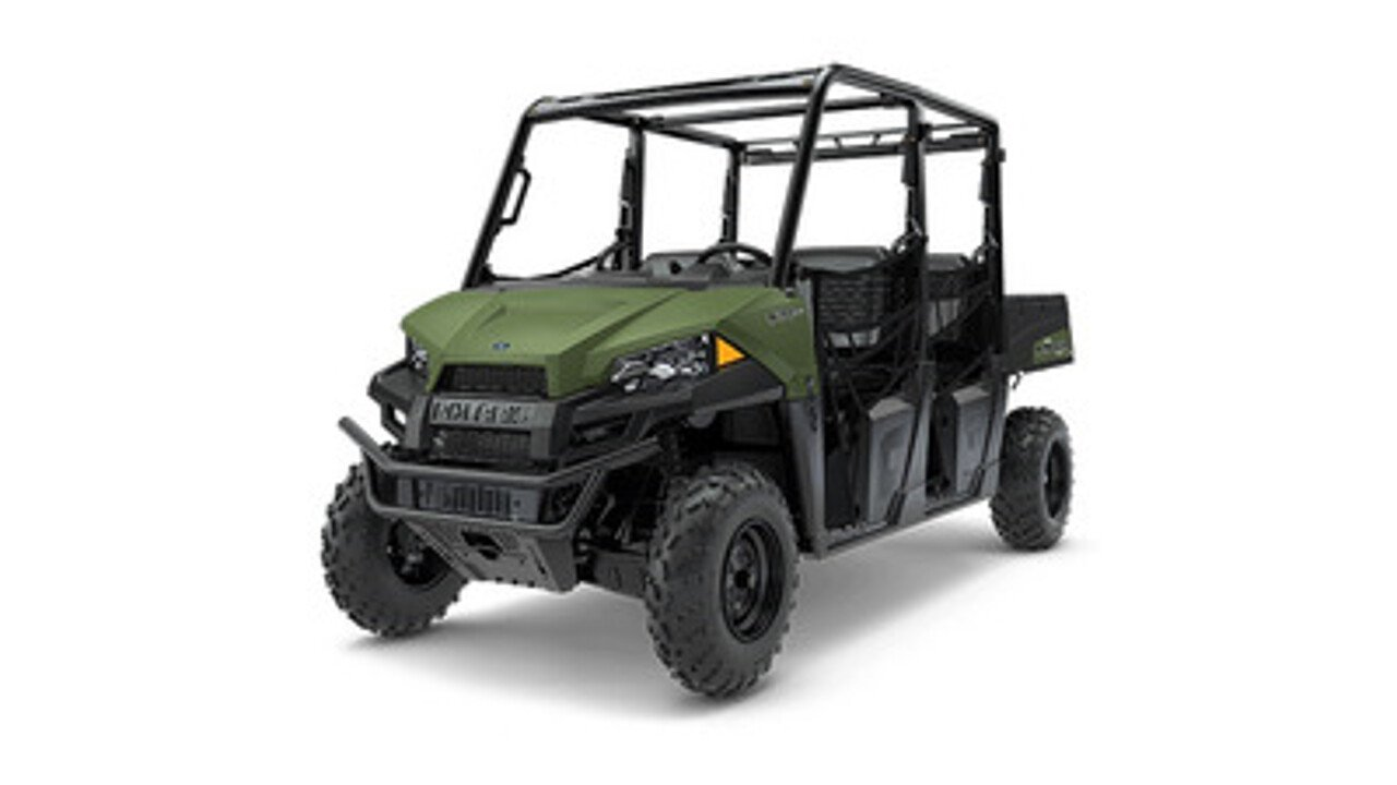 2018 Polaris Ranger Crew 570 for sale 200487348