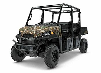 2018 Polaris Ranger Crew 570 for sale 200497617