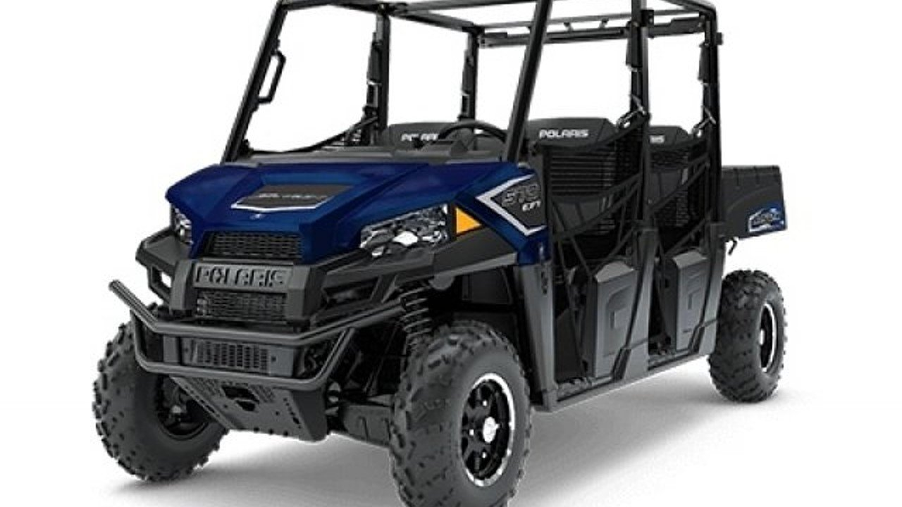 2018 Polaris Ranger Crew 570 for sale 200497618