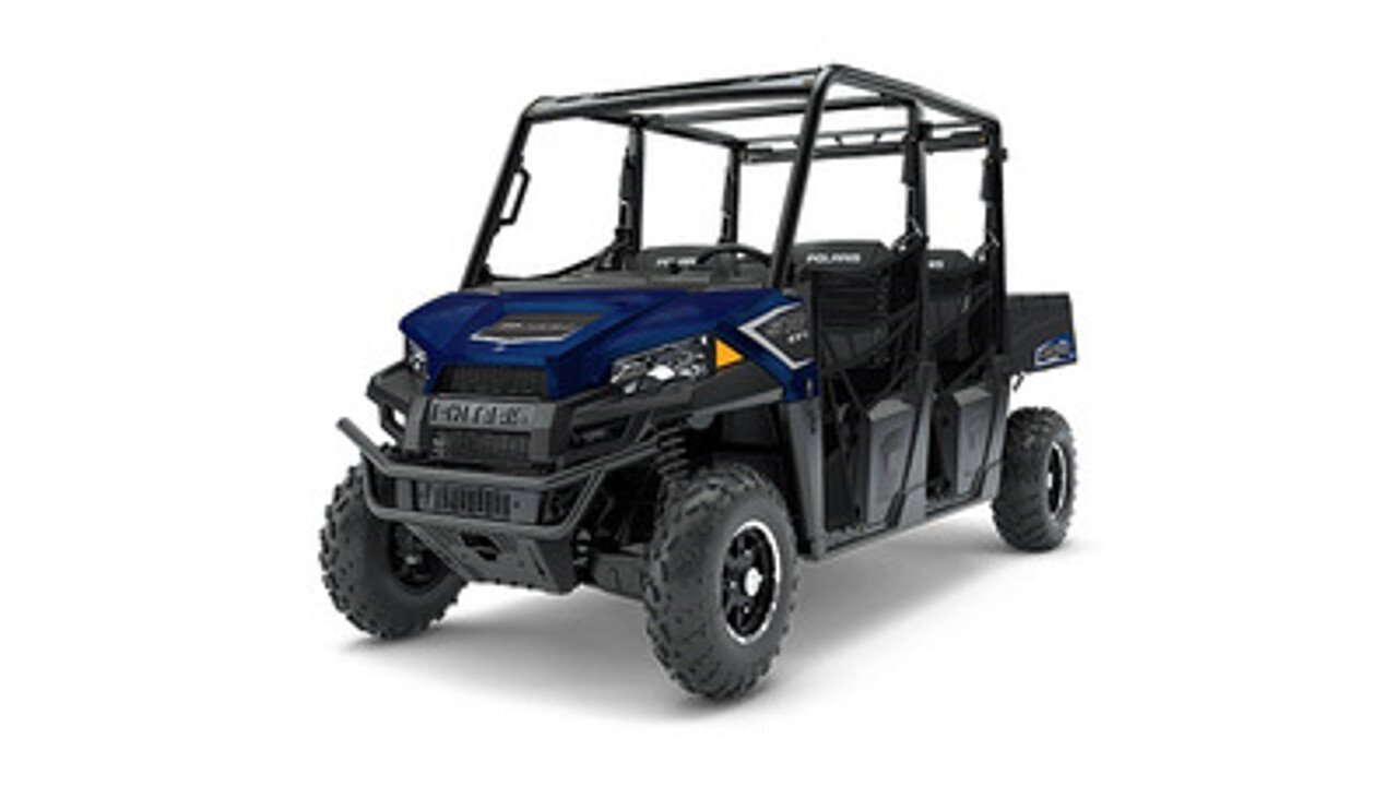 2018 Polaris Ranger Crew 570 for sale 200529068