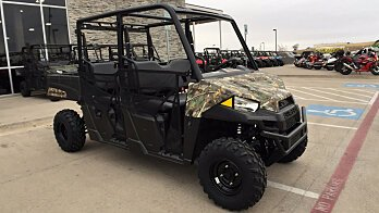 2018 Polaris Ranger Crew 570 for sale 200530750