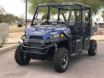2018 Polaris Ranger Crew 570 for sale 200547719