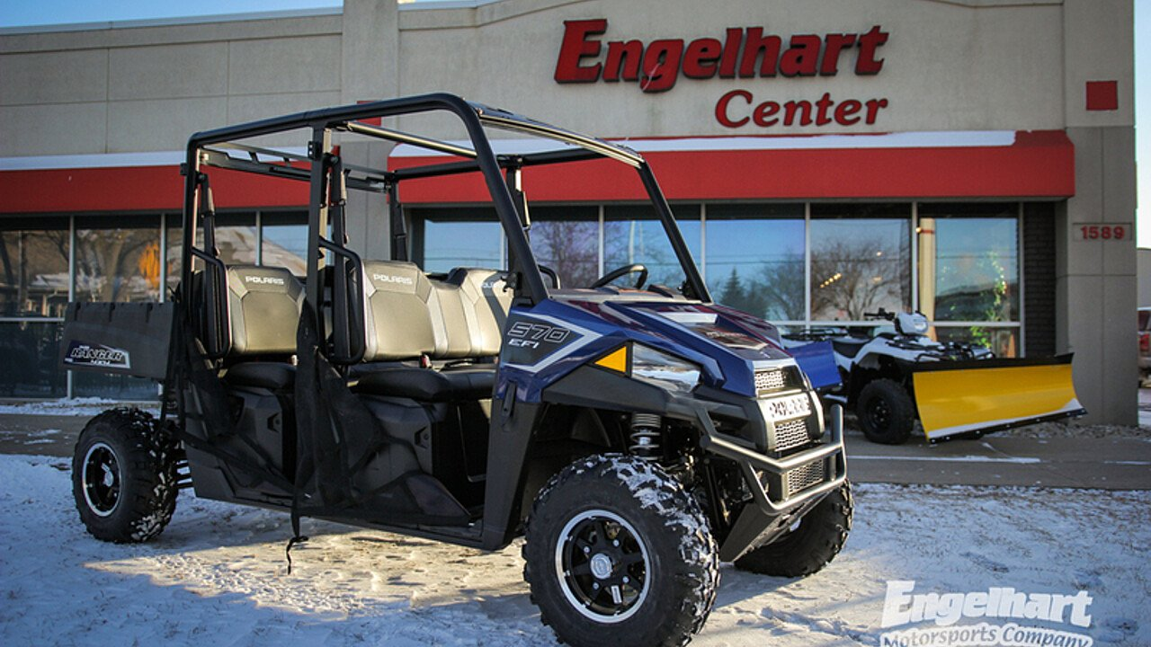 2018 Polaris Ranger Crew 570 for sale 200582073