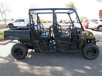 2018 Polaris Ranger Crew 570 for sale 200597357