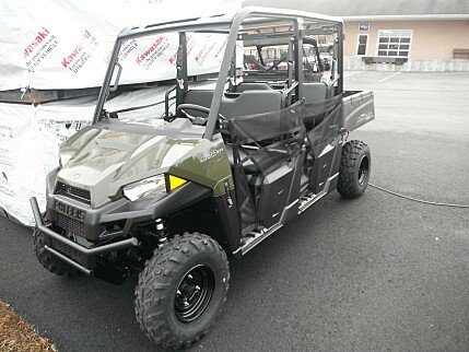 2018 Polaris Ranger Crew 570 for sale 200521864