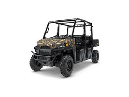 2018 Polaris Ranger Crew 570 for sale 200527645