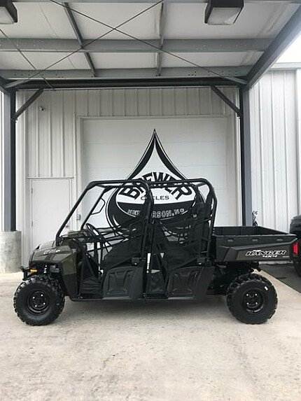 2018 Polaris Ranger Crew 570 for sale 200606473