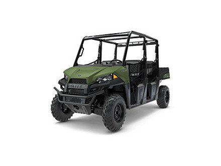 2018 Polaris Ranger Crew 570 for sale 200611501
