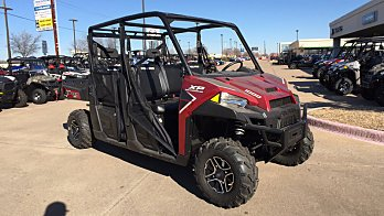2018 Polaris Ranger Crew XP 1000 for sale 200497106