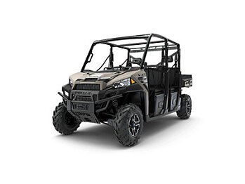 2018 Polaris Ranger Crew XP 1000 for sale 200508791