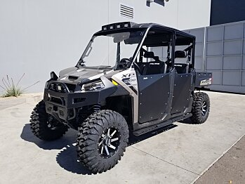 2018 Polaris Ranger Crew XP 1000 for sale 200508954
