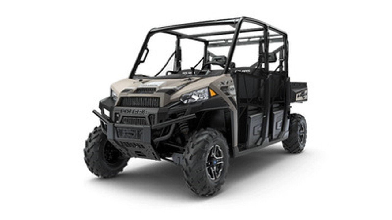 2018 Polaris Ranger Crew XP 1000 for sale 200524198