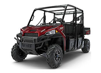 2018 Polaris Ranger Crew XP 1000 for sale 200528617