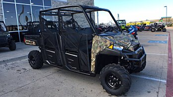2018 Polaris Ranger Crew XP 1000 for sale 200532630