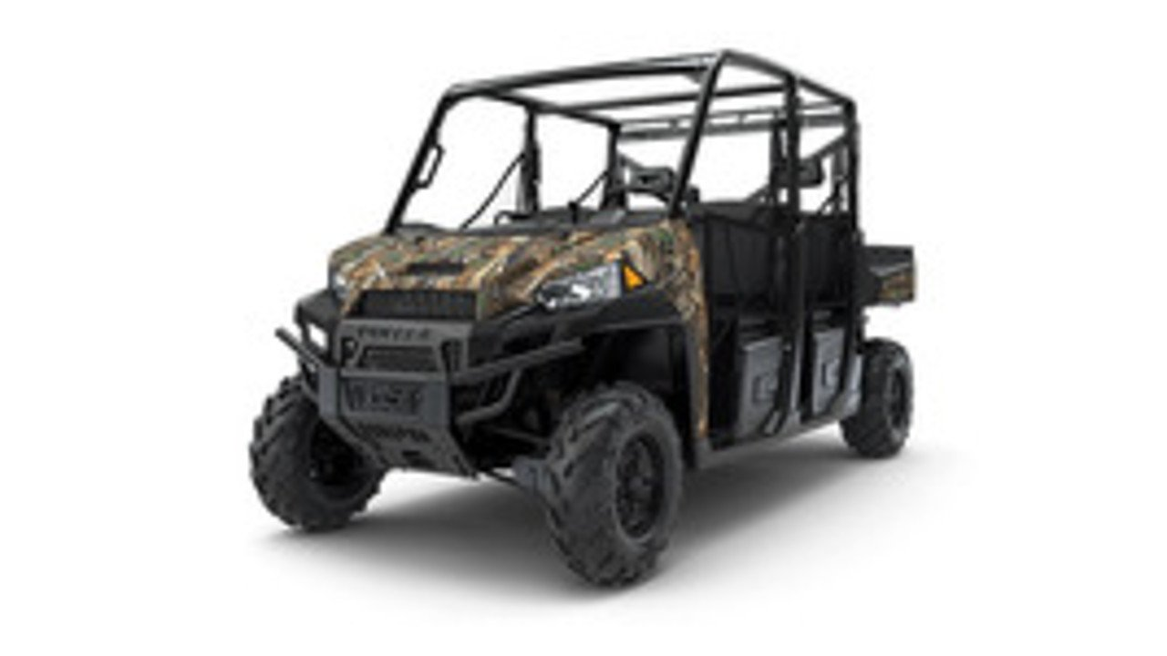 2018 Polaris Ranger Crew XP 1000 for sale 200543830