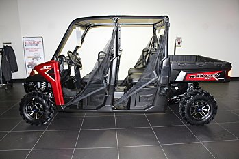 2018 Polaris Ranger Crew XP 1000 for sale 200559223