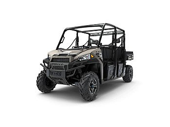 2018 Polaris Ranger Crew XP 1000 for sale 200582164