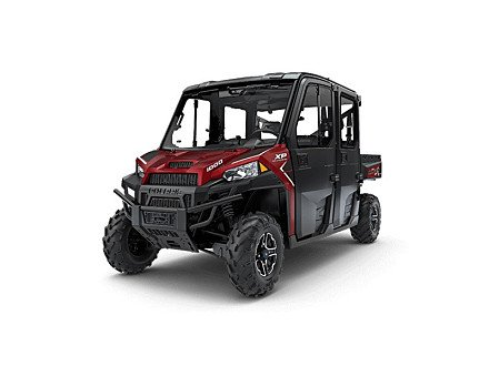 2018 Polaris Ranger Crew XP 1000 for sale 200481361