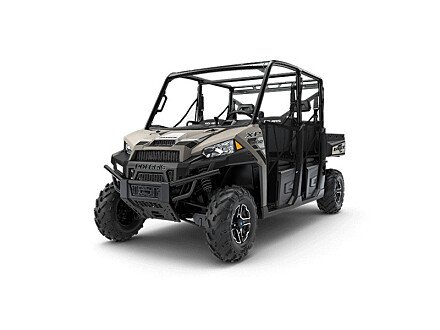 2018 Polaris Ranger Crew XP 1000 for sale 200481362